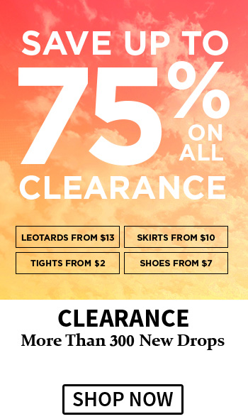 Ad block to clearance items