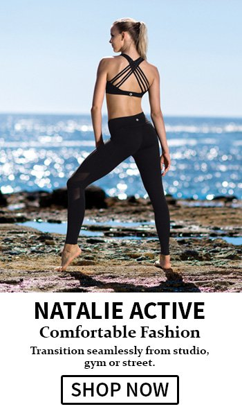 Natalie Active Comfortable Fashion