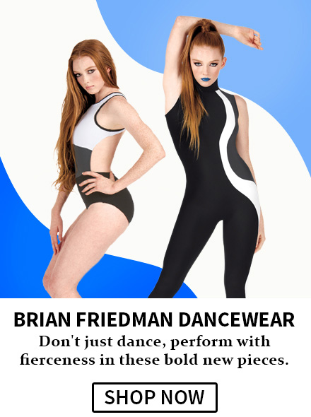 Brian Friedman Dancewear