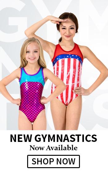 New gymnastics styles