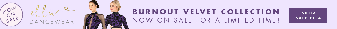10% off Ella Purple Burnout styles
