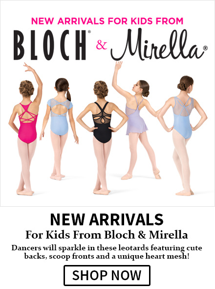New Bloch and Mirella styles