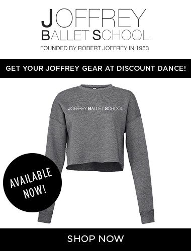 Ad for Joffrey brand styles