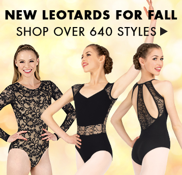 New fall leotards
