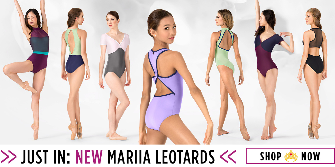 New Mariia Leotards!