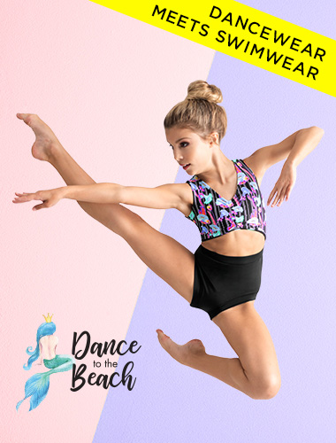 Dance on the Beach Ad block