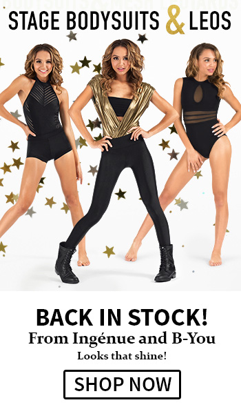 Bodysuits Back In Stock