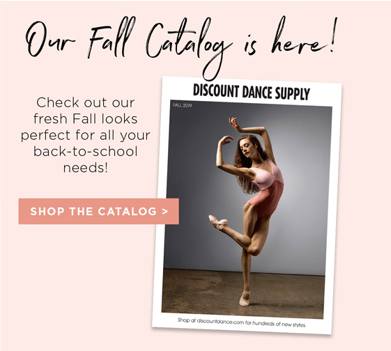 ad for fall catalog