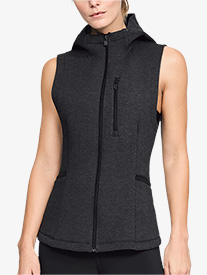 Under Armour - Womens Misty Copeland Signature Hooded Athletic Vest