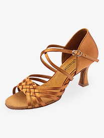 "Stephanie - Womens 2.5"" Heel Weave Ballroom Shoes"