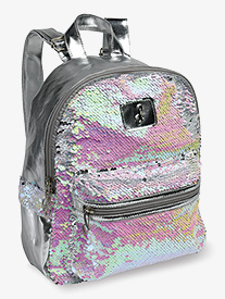 Danznmotion - Pearlescent Reversible Sequin Dance Backpack