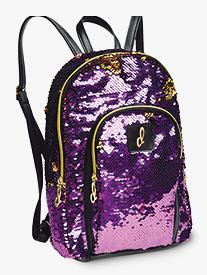 Danznmotion - Reversible Sequin Dance Backpack
