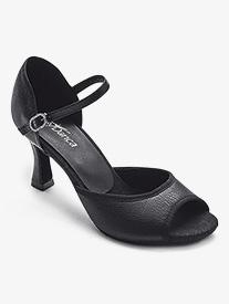 So Danca - Womens ''Radha'' 2.5'' Open Toe Ballroom Shoes