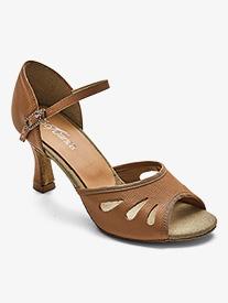So Danca - Womens ''Remy'' 2.5'' Open Toe Ballroom Shoes