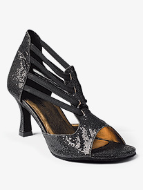 So Danca - Womens ''Rafa'' 2.5'' Sequin Ballroom Shoes