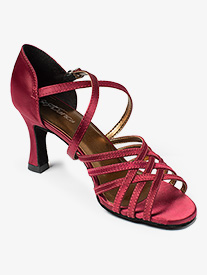 So Danca - Womens ''Rachel'' 2.5'' Strappy Ballroom Shoes