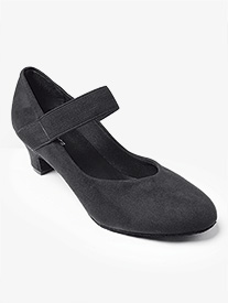 So Danca - Womens '' Raeni'' 1.5'' Suede Ballroom Shoes