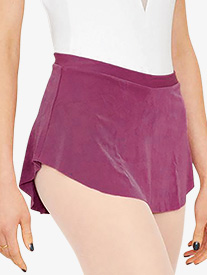 Bullet Pointe - Womens Short Pull-On Ballet Skirt