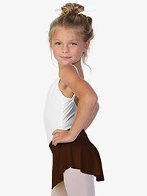 Bullet Pointe - Girls Short Pull-On Ballet Skirt