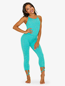 "Kandi Kouture - Womens ""The Diva Suit"" Camisole Dance Unitard"