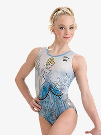 GK Elite - Girls Disney Cinderella's Couture Leotard