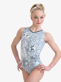 GK Elite - Girls Disney Shimmer & Shine Elsa Leotard