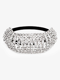 Go Girl - Wraparound Rhinestone Hair Tie