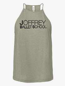 Joffrey Ballet School - Womens Flowy Camisole Dance Top