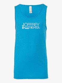 Joffrey Ballet School - Youth Jersey Dance Tank Top