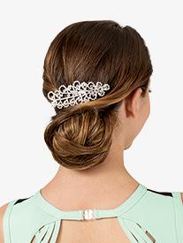 Go Girl - Rhinestone Cloud Hair Comb