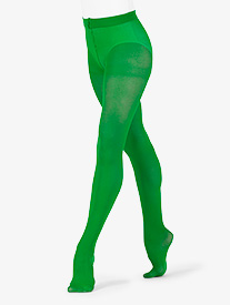 Leg Avenue - Womens Footed Nylon Dance Tights