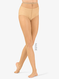 Leg Avenue - Womens Footed Fishnet Dance Tights