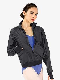 Mirella - Womens Ripstop Warm Up Jacket