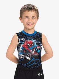 GK Elite - Boys/Mens Marvel Spidey Senses Compression Shirt