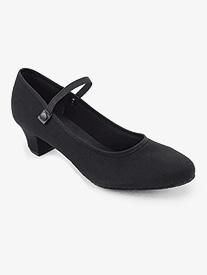So Danca - Womens ''Magdalina'' 1.5'' Canvas Character Shoes