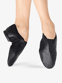 "Bloch - Adult ""Flow"" Slip-On Jazz Shoes"