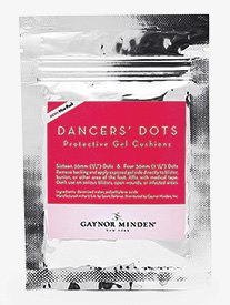 Gaynor Minden - Dancers' Dots Protective Gel Cushions Mini Pack