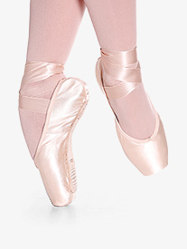 """So Danca - Womens """"Toshie"""" Satin Pointe Shoes"""