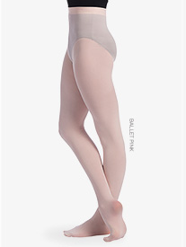 So Danca - Girls Seamless Footed Dance Tights