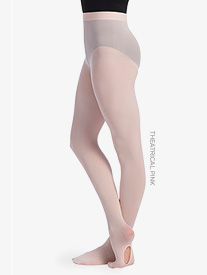 So Danca - Girls Convertible Dance Tights