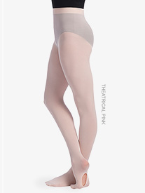 So Danca - Womens Convertible Dance Tights