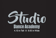 Custom design: Studio Dance Academy