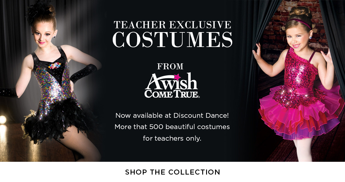 ad image for teacher exclusive A Wish Come True styles